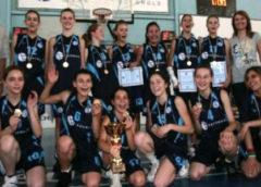 """""""ЧЕРНО МОРЕ ОДЕСОС"""" на ВЕНЦИ ГЕЧЕВ има 7 баскетболни отбора по възрасти, всички успешни!"""