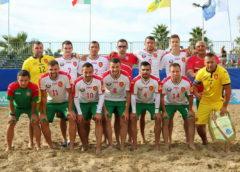 БЪЛГАРИЯ завърши на 6-то място на финалите в ЕВРОЛИГАТА по плажен футбол