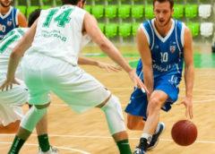 Баскетболистът ВЕСЕЛИН ГЕОРГИЕВ: Ако не бяхме играли с юноши в първите два мача щяхме да победим. И в третия мач…