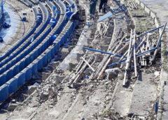 ВИНАГИ ВЕРНИ и 5 реда седалки на стадион СПАРТАК отидоха в ИСТОРИЯТА съборени от новия БУЛЕВАРД… Кметът ПОРТНИХ СПЕШНО отиде да спре РУШЕНЕТО