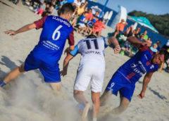 Изключителен ПЛАЖЕН ФУТБОЛ стартира днес във ВАРНА – Varna International Beach Soccer Cup 2018….. ПРОГРАМА….