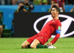 ОСЪДЕН на 18 млн евро за УКРИТИ ДАНЪЦИ вкара 3 гола на Испания на СВЕТОВНОТО в РУСИЯ, групата по точки обаче поведе ИРАН, испанският Марка минути след мача написа: ЙЕРО е желязо, но РОНАЛДО е ….