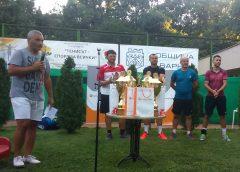 ВАРНЕНЦИ вдигнаха КУПАТА на КМЕТА в тенис  турнира Про Ам