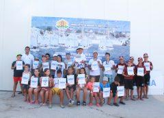 30 деца усетиха МАГИЯТА на ВЕТРОХОДСТВОТО в регата Одесос! Всички са победители!