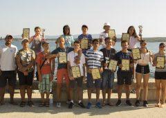 ЧЕРНО МОРЕ БРИЗ е  шампион по МЕДАЛИ на държавното първенство по ветроходство в неолимпийските класове
