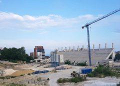 ГИНЕС. Община ВАРНА влиза в Гинес с най-дългото строителство на СТАДИОН в ИСТОРИЯТА на ЧОВЕЧЕСТВОТО. Старт през 2007, трябваше да е готов през …., финалът е през …