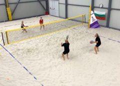 """Varna beach tennis club"" прави Коледен турнир по плажен тенис, на 26 и 27 декември!"