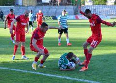 МОРЕТО се провали във Варна със зрелищно 3:3, ВИДЕО! Левски победи в Пловдив и вече е на 7 точки от варненци за 7-мото място (Лига Европа) 4 кръга преди края! Програмата, класирането!