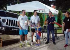 22-ма участваха в тенистурнира Grifid auto cup на кортовете на Черно море Елит. Победител е Радослав Иванов